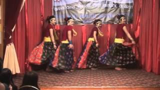 Nepali Maruni nitya (Paisa Jhare Maruni) - Brecon Wales UK Nepali samaj
