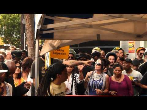 Notting Hill Carnival 2012 - Aba Shanti-I ▶ Mighty Massa ⑨