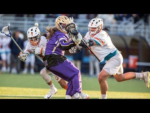 Hope College v. Elmhurst College - NCAA D3 Men's Lacrosse