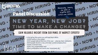 BDPA Atlanta - New Year, New Job?