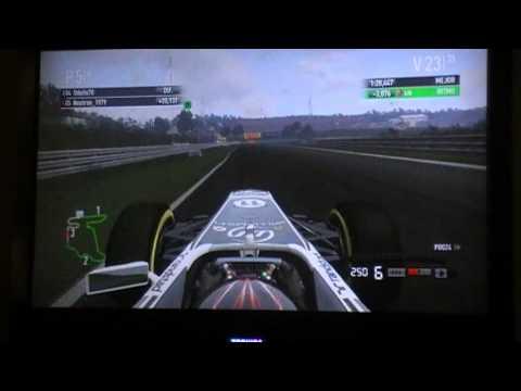 Carrera GP Hungaroring - Mogyoród (Hungria) 2013 Grupo 2 (F1 2011) vista Piero