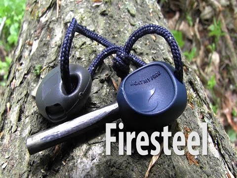 How To Use A Firesteel