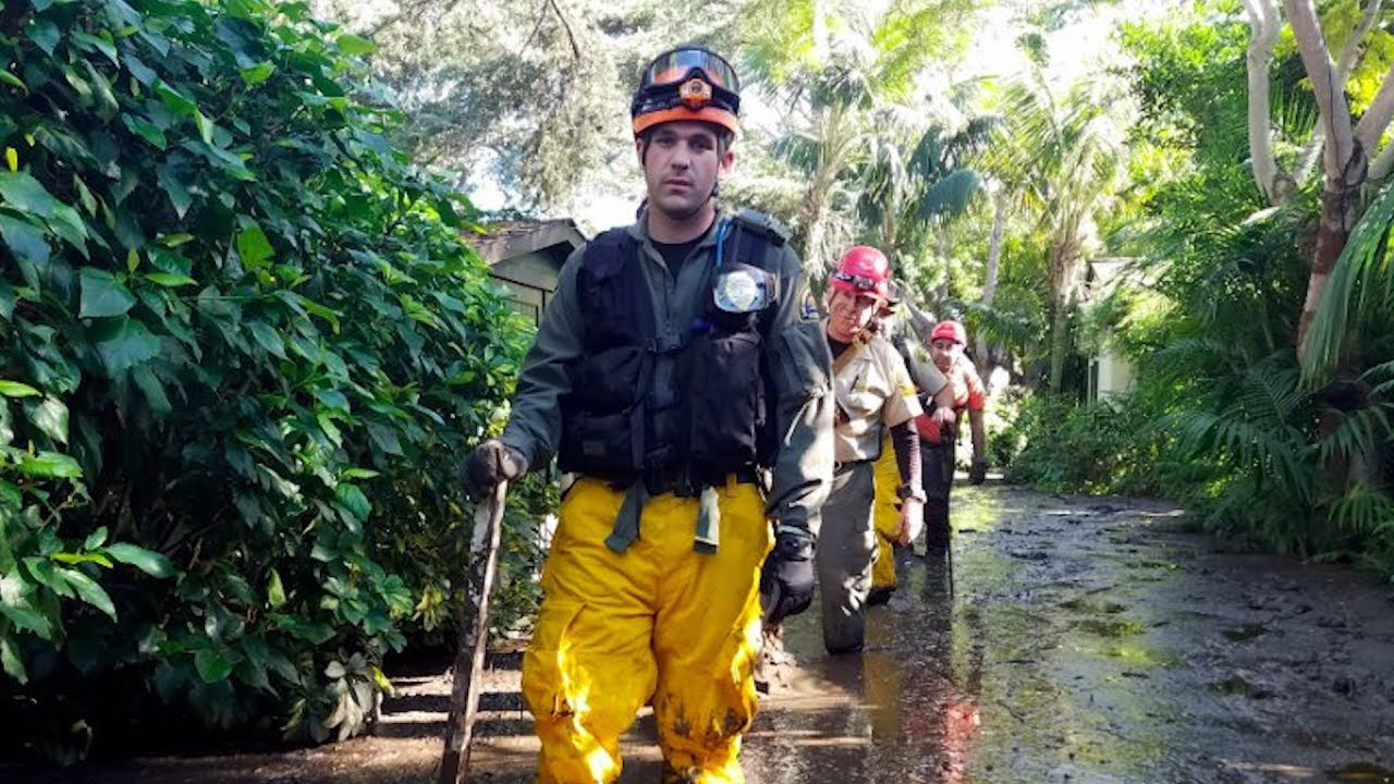 INSIDE LOOK: Santa Barbara County Mudflow Recovery