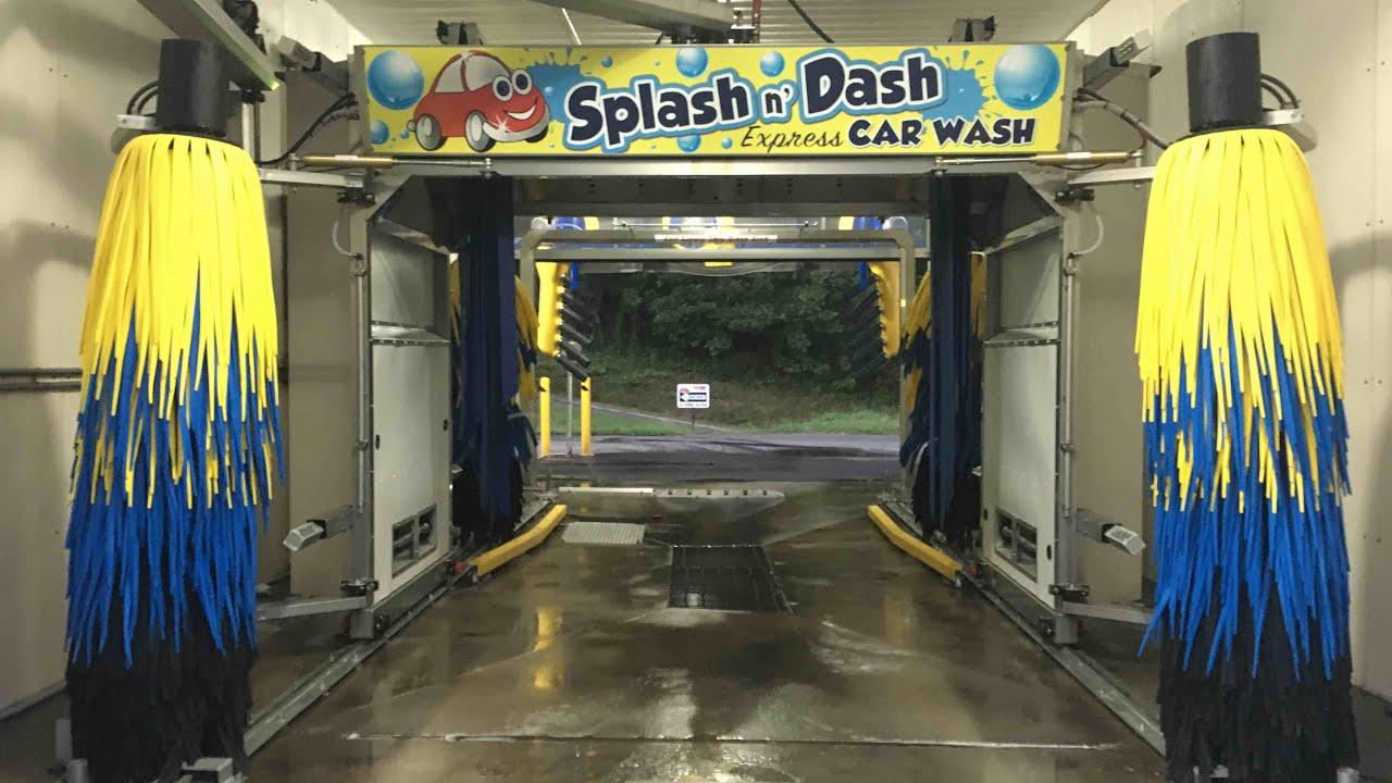 Splash And Dash Car Wash >> Autec Ev1 Splash N Dash Car Wash In Murphy Nc Outside View