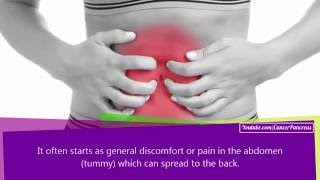 Pancreatic Cancer Signs and Symptoms of Pancreatic Cancer