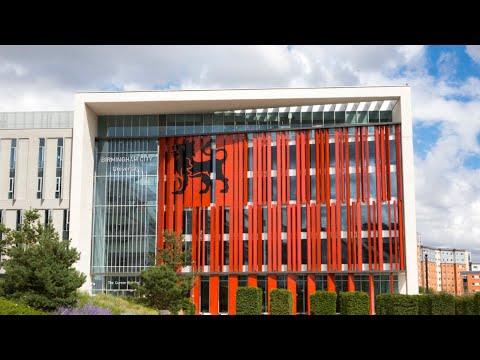 Tour of the University's Curzon Building, City Centre Campus