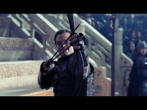 Великая стена — Русский трейлер #2 (2017)