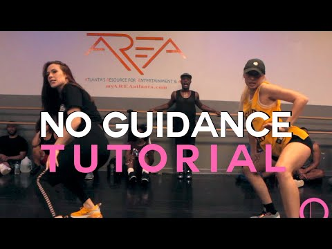 No Guidance (TUTORIAL / ONLINE CLASS) |Chris Brown ft. Drake || Lyrik London Choreography