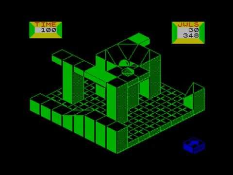 Spindizzy Walkthrough, ZX Spectrum