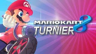 Mario Kart 8 Deluxe Turnier | 12 Weihnachtsengel bewerfen sich mit Schildkrötenpanzern