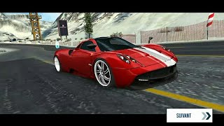 Happy New Year Cup with Pagani Huayra – Asphalt 8: Airbone