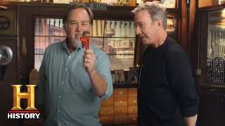 "Tim Allen & Richard Karn Reunite for New Series ""Assembly Required"" l Premieres February 23 at 10/9c"