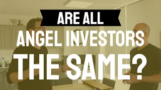 Are all Angel Investors the SAME? (By Liron Rose, Founder & CEO of Rose Innovation)