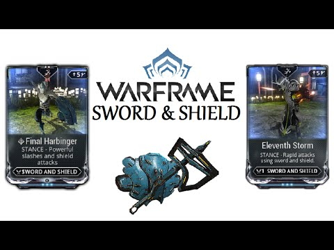 Warframe Stances Tempo Royale Cleaving Whirlwind Amp R