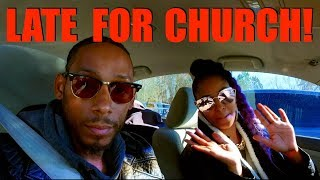 LATE FOR CHURCH!! | CK3 FAMILY VLOGS