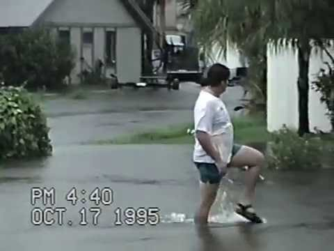 Jupiter Florida 1995 Hurricane
