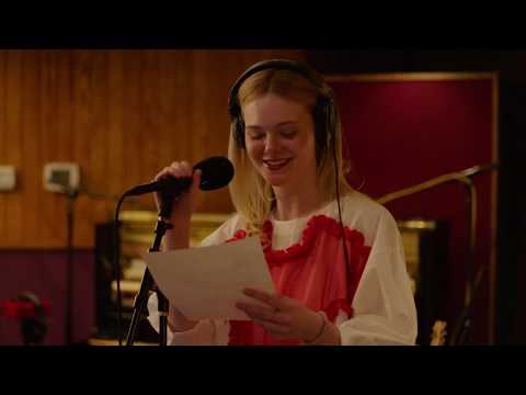 """Elle Fanning - Wildflowers (From """"Teen Spirit"""" Soundtrack) [Official Music Video]"""