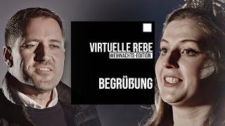 VR REBE WEIHNACHTS-EDITON:  BEGRÜßUNG