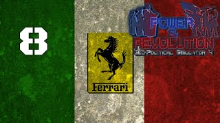 Some Trade Deals- Power and Revolution (Geopolitical Simulator 4)Italy Part 8 2018 Add-on