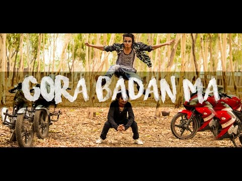 Gora Badan Ma | Dance Choreography | Mrockangel & JITNESH | Chhattisgarh