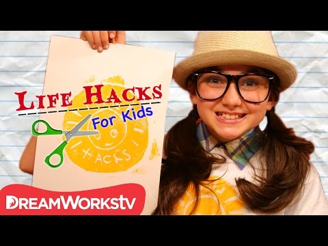 Cool Art Hacks I LIFE HACKS FOR KIDS