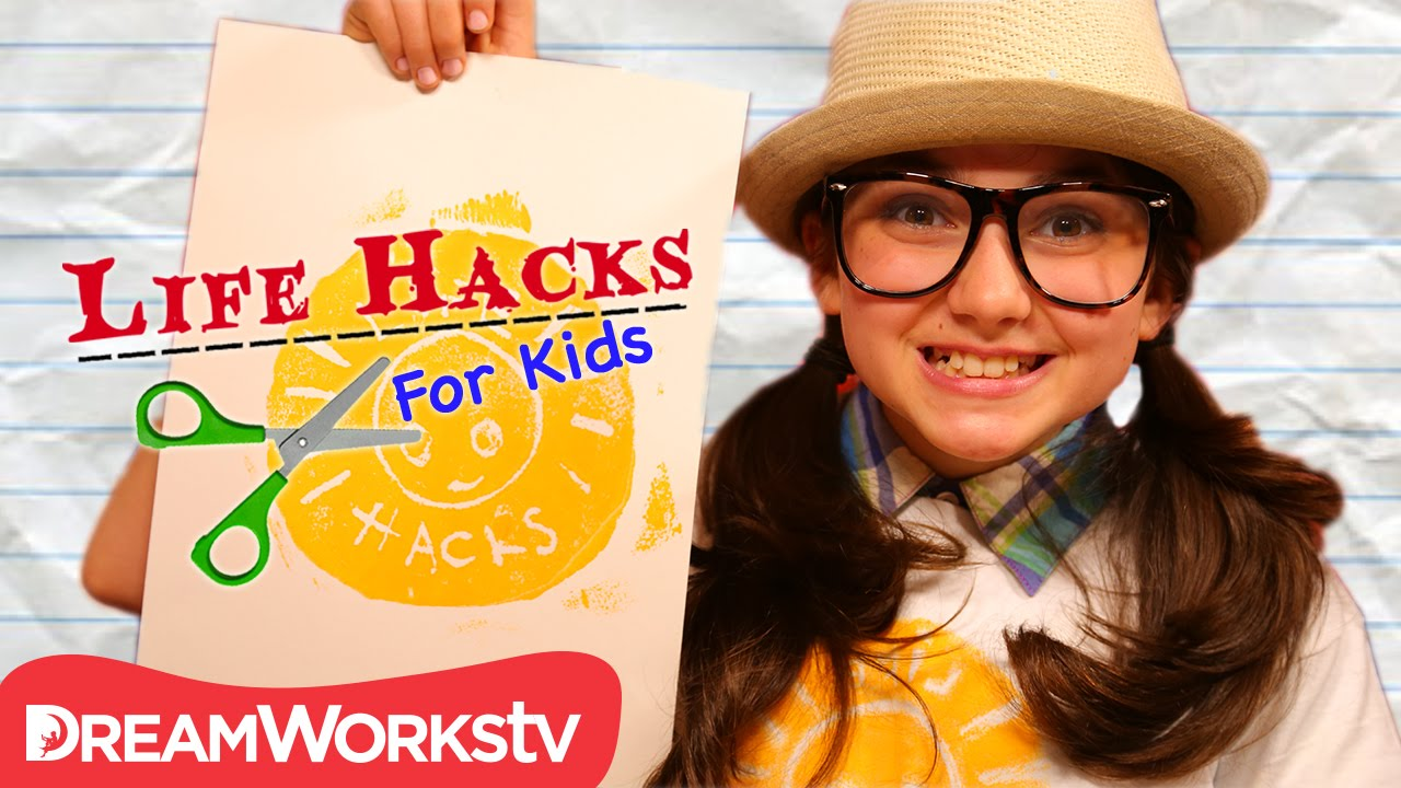 Cool Art Hacks I LIFE HACKS FOR KIDS