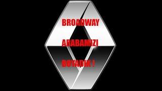 Gambar cover Broadway arabamızı BOYADIK !
