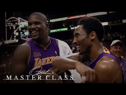 Shaq: Kobe Bryant and I Are the Most Dominant Duo in Lakers History | Oprah's Master Class | OWN