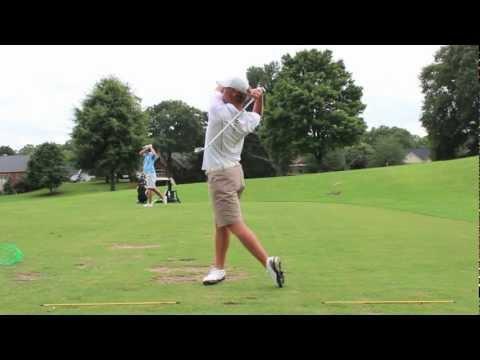 J. Beatty 7 Iron Swing