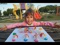 PARKTA SICAK SOĞUKLA KİNDER SÜRPRİZ BULMACA Kinder Joy Ozmo Ülker Smart Topi mp3