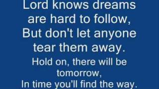Mariah Carey - Hero   [Lyrics]
