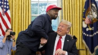 Kanye West and Donald Trump A Match Made in The White House