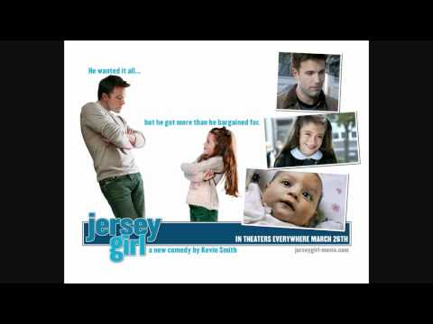 Jersey Girl - Let my love open the door