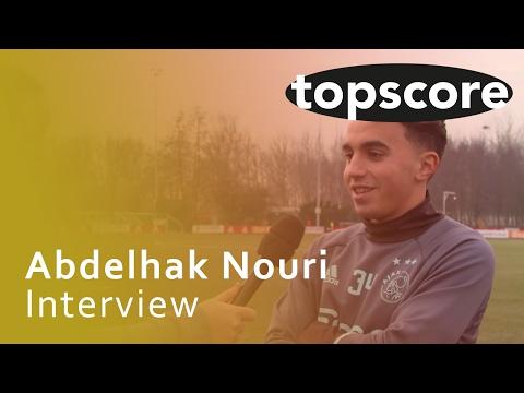 Abdelhak Nouri: Topscore Ambassadeur // Interview