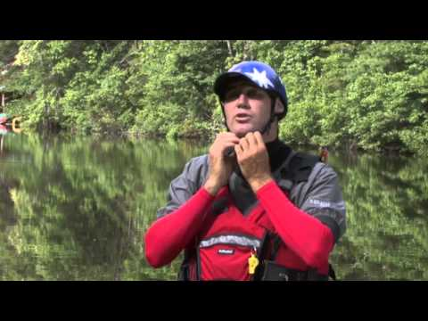 The Helmet - How to Kayak - Paddle Education