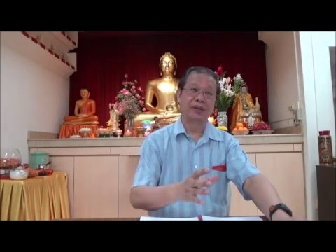 Five qualities of a true disciple by Piya Tan 160320