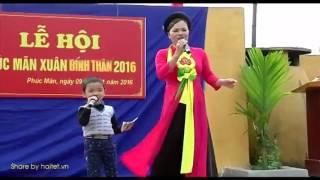 Thơ tình của núi - Cậu bé Bắc Giang hát cực hay