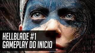 HELLBLADE SENUA'S SACRIFICE #1: Gameplay do Inicio Legendado em PT-BR