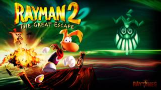 Rayman 2 OST - Meanwhile, in the Prison Ship