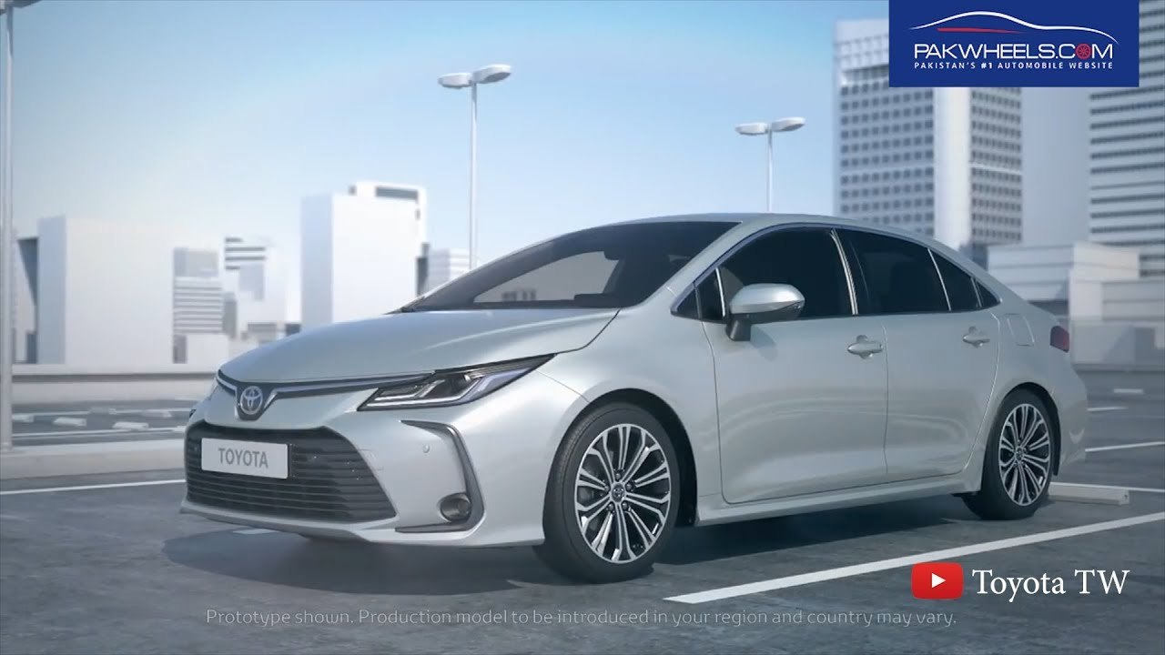 Toyota Corolla 2020 Specs Features Pakwheels Youtube