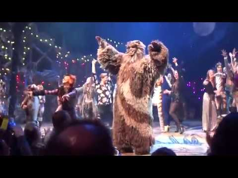 The Closing to the Broadway Revival of CATS