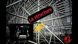 La Structure de l'imprimante [FAIRE UNE IMPRIMANTE  3D] #2