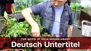 [adaview] The Movie Of Aqua Design Amano [side:layout] - Deutsch Untertitel
