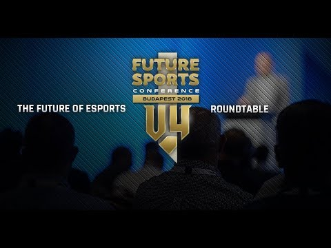 V4 Future Sports Fest Business Conference Budapest 2018 - The future of esports roundtable - 19.
