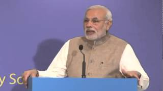 PM Modi addressing at the inauguration of the TCS Japan Technology and Cultural Academy
