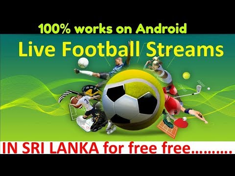 How To Watch Football Live HD On Android Mobile
