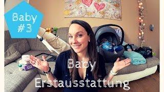 Baby Erstausstattung |Kind Nr. 3 | Was wir wirklich brauchen...