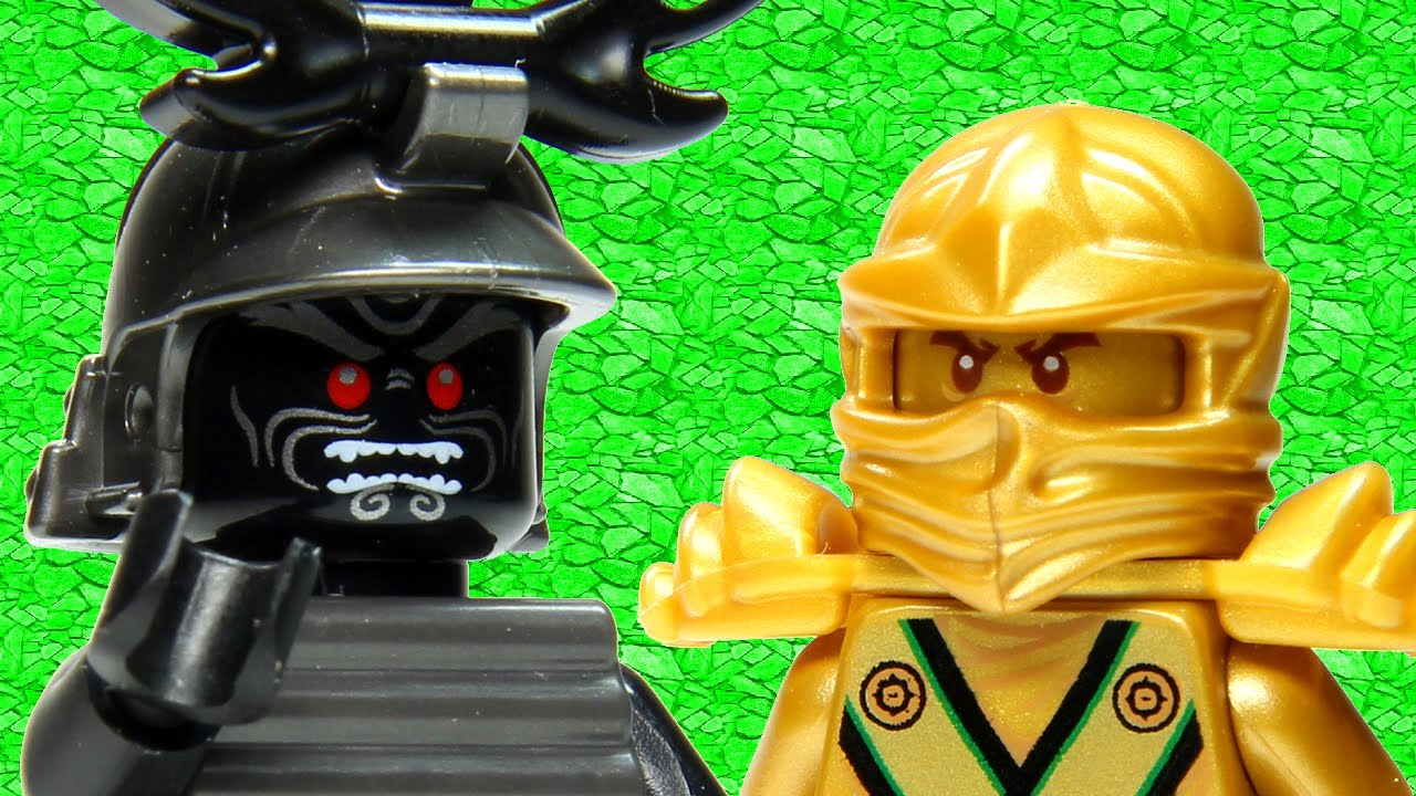LEGO Ninjago Episode 7 Lord Garmadon's Master Plan - YouTube
