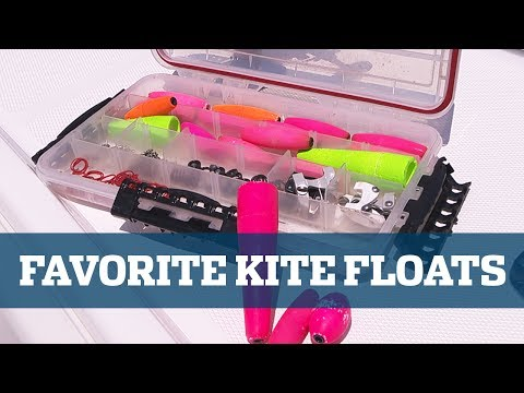 Florida Sport Fishing TV Pro's Tip Kite Floats