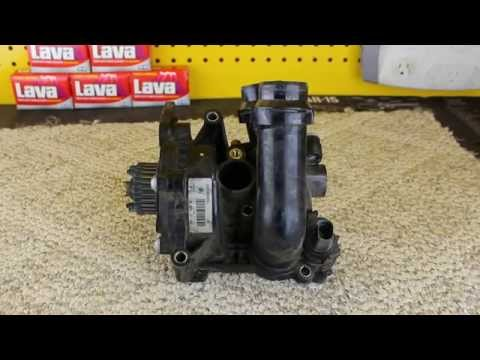 How VW 2.0t TSI Water Pumps Fail